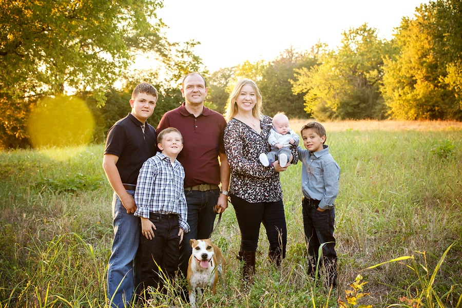 Why Fall is perfect for Family Sessions | Dallas | Family Sessions