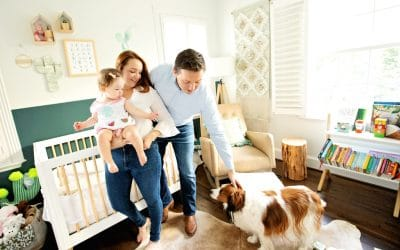 Home-y Comfort | Dallas | One Year Session