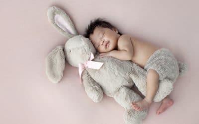 Springtime Newborn   Dallas   Newborn Sessions