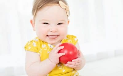 The Most Charming Baby | Dallas | Six-Month Sessions