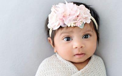 3 Months of Girly Fun | Celebrating Diversity- Babies