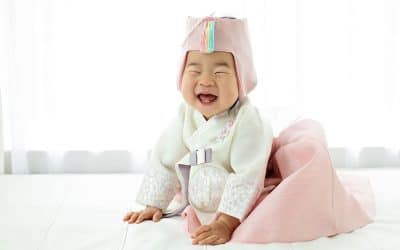 Culture-Filled First Birthday | Celebrating Diversity- Babies