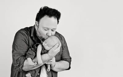 Some Smitten Parents | Dallas | Newborn Session