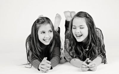 The Most Adorable Valentine Sisters Photoshoot | Dallas | Older Kids